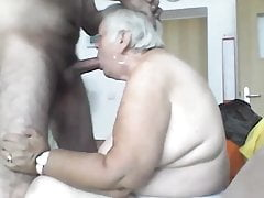 Hungry granny.......
