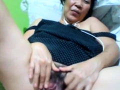 Filipino grannie 58 boning me stupid on cam. (Manila)1