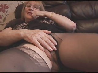 Granny Pantyhose Pigeon-holing