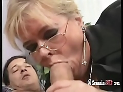Chubby German Granny Blonde Loves To Byway Big Hard Cock