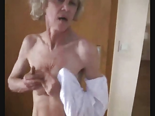 Abstain Gilf Takes on a Young Cock