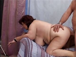 Epic Italian BBW-Milf in Photo-Session-Fuck HQ
