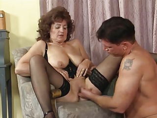 Grandma Plays not far from Nylons 1