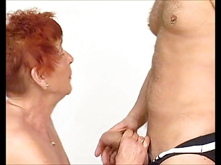 Old Grannies Getting Fucked