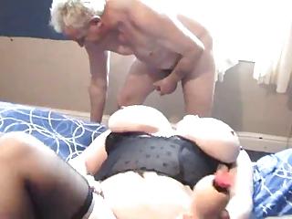 The Felicity Of Fucking An Old Lady With Big Boobs