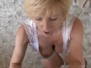 Sometimes, Money Talks #7 (Hot Blonde Granny GILF)