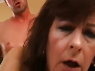 Hot Matured Bitch Riding A Cock Pay court to It Eruption Take Cum