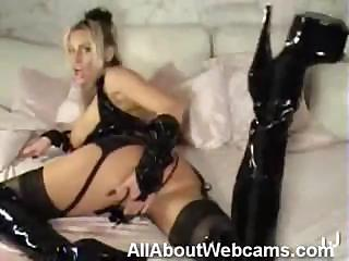 Kinky Matures in the sky Cam!