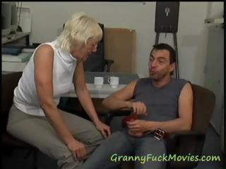 Wait for hot granny porn