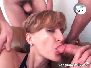 Nasty milf loves to ambiance go wool-gathering sweet part5