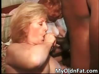 Fat irritant hot MILF gets moist twat part2