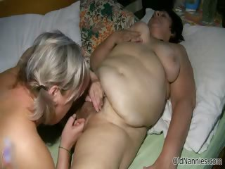 Dirty mature sluts realize horny part1