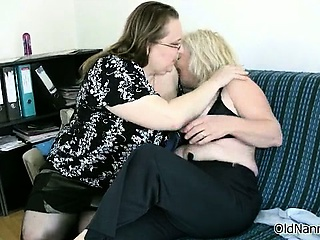 Dirty peaches granny loves having it away a obese part6