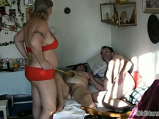 yoke matures are fucked by big white man part1