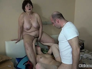 Erotic brunette slut goes crazy part3