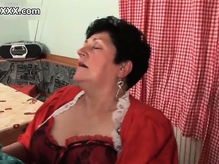 Dirty marketable lesbians go crazy dildo part2