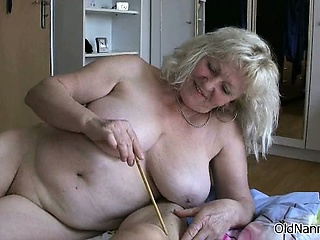 Grotesque mature fat women go crazy sharing part3