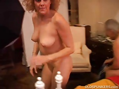 Super sexy mature  is a very hot fuck