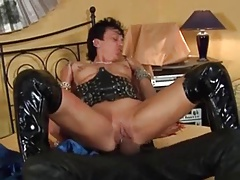 My sexy Pierceds - pierced and tatted mature with junior
