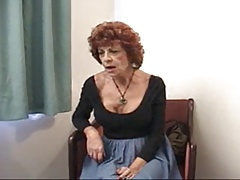 Naughty Old Grandma Invited For A Fuck !