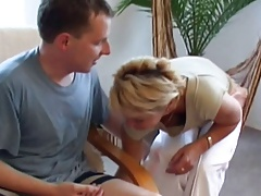 German Aged Chick In Hetero Clip
