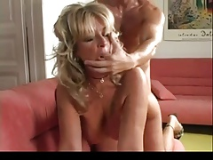 Mature  gapes her vulva penetrating (Camaster)