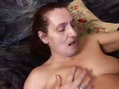 Hungarian mom having orgy with NOT her sonnie