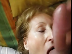 Mature and Granny Eagerness blowjob 414