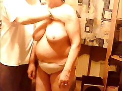 Tits Massage on 10-12-2015