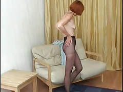Solo moms in stockings