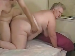 Gran fucked by youthful boy