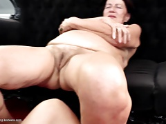 Real granny fucked by two youthful dolls taboo