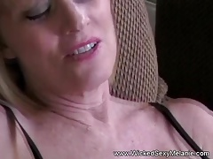 Cyber Fuck-a-thon With Stepmom