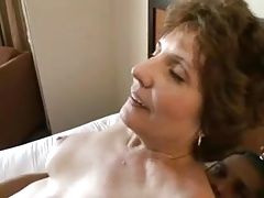 Grannie Enjoys A Good Fucking !