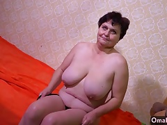 OmaHotel High old woman and granny with big boobies