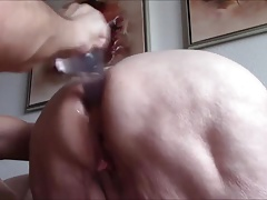 Mature couple rock-hard ass fucking geanny