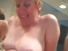 Cockslut Granny is fucked