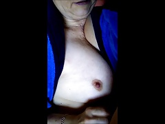 Granny lovrs tits touching