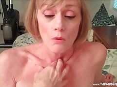Sexy First-timer Woman Is Extra Horny