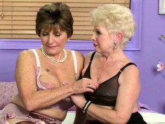 Interview with  Grannys in Lingerie