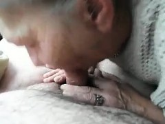 First-timer GILF granny hardcore porked