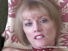 GILF Swallows Down The Cum