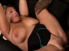 Busty Granny Sarah Takes Long  Cock In Cunt