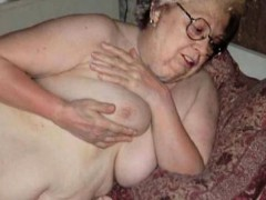 ILoveGrannY Natural Granny Photos Compilation