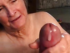 Grandma wants all your  cum