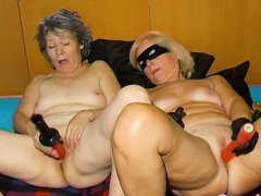 OmaHoteL Horny Granny Nun Tries Sadism & masochism Sex With Toy