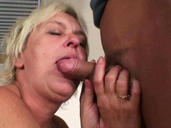 Her blondie old mom and boyfriend taboo sex