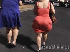 Ass fucking Wifey GILF 56y Wide Hips BBW Amber Connors