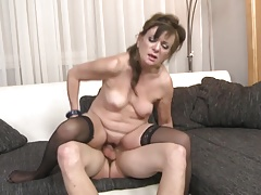 Real mature mothers used and fucked by sons-in-law