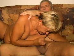 OmaPasS Grandma Hard-core Hairy Sexual Intercourse